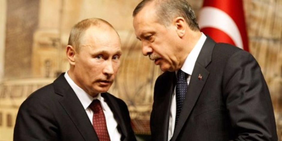 بعدما تذلل للبيت الأبيض.. الديكتاتور التركي يسعى لذبح الأكراد عبر موافقة موسكو