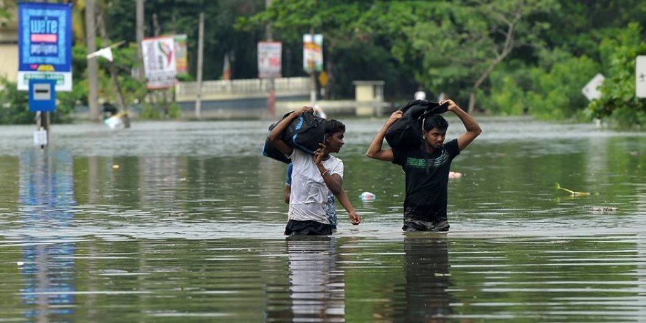 سيول وفيضانات فى شمال شرق الهند تقتل 40 شخصا وتهدد وحيد القرن