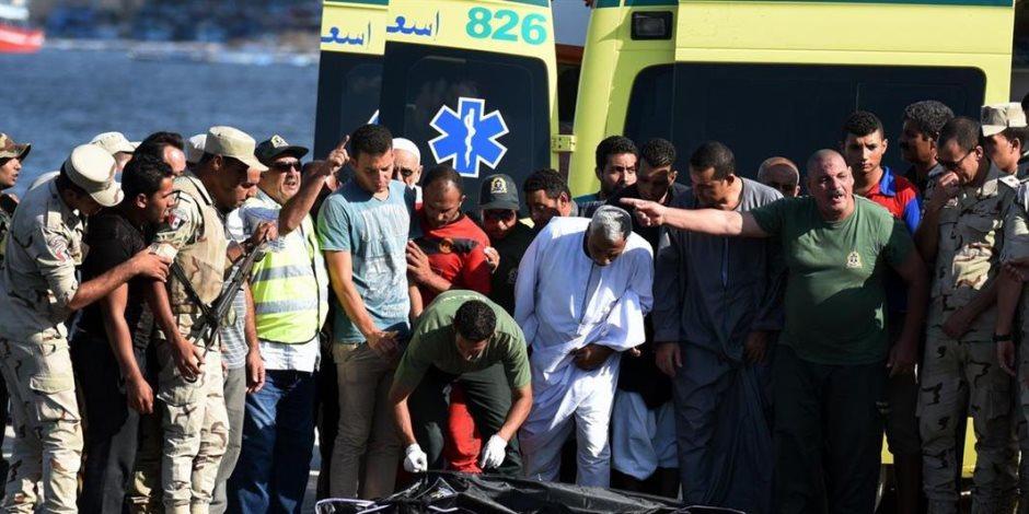 النيابة العامة تناظر جثامين 8 أشخاص لقوا مصرعهم غرقًا فى 4 محافظات
