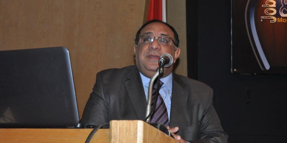 رئيس جامعة حلوان: نقف مع الدولة في حربها ضد الإرهاب