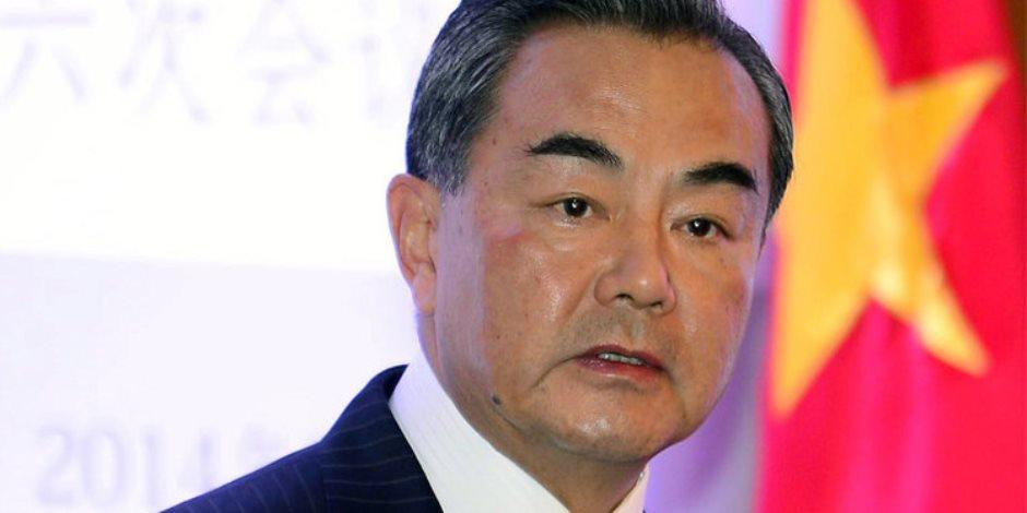 وزير الخارجية الصيني: على أمريكا احترام قلقنا بشأن تايوان