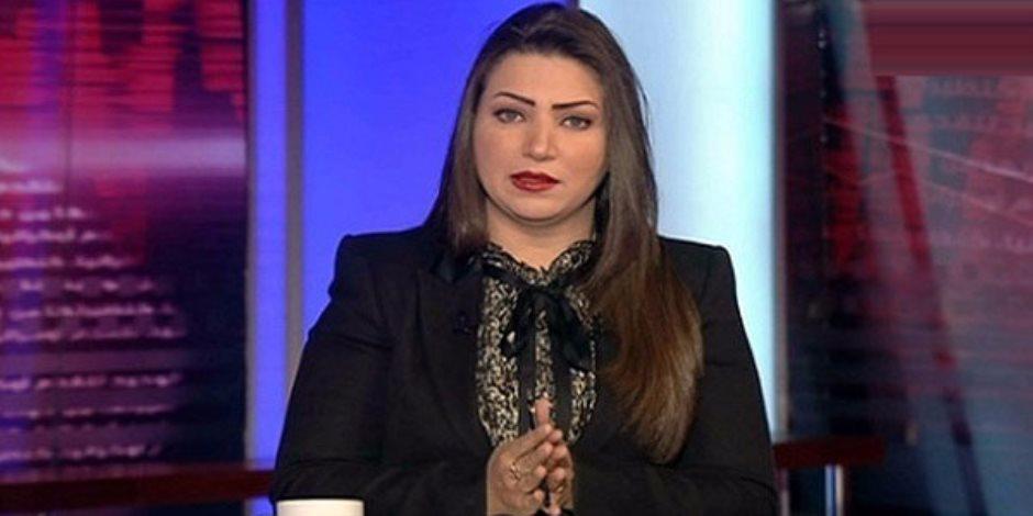 تفاصيل تعرض الإعلامية إيمان عز الدين لحادث سير على طريق مدينة نصر