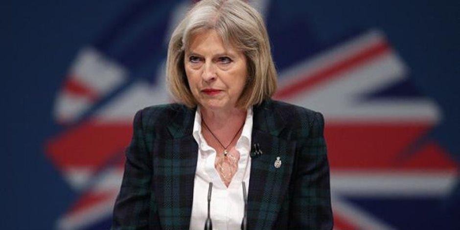 ماى تعلن أنها ستشكل حكومة جديدة تقود انسحاب بريطانيا من الاتحاد الأوروبي