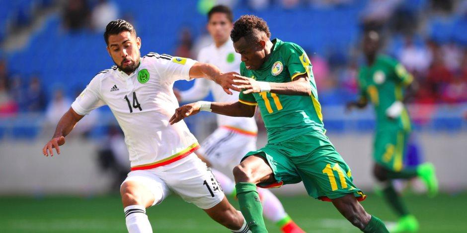 المكسيك تفوز على السنغال بهدف وتتأهل لربع نهائى مونديال الشباب