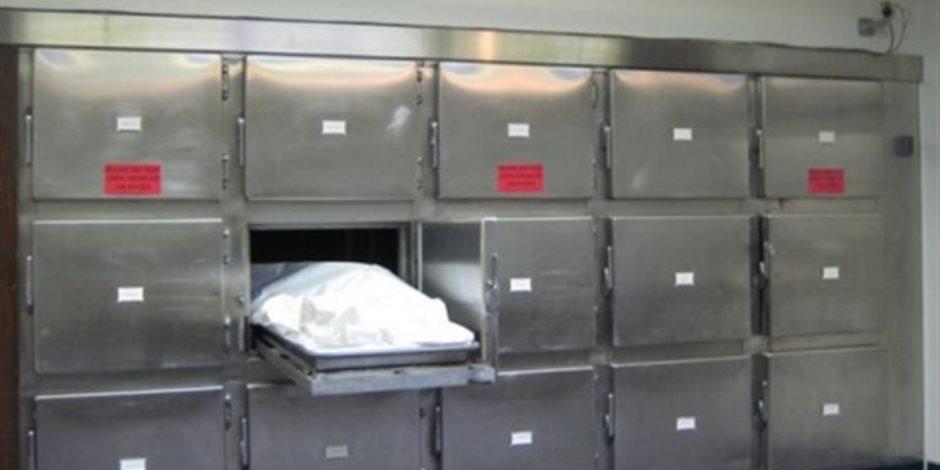 انتداب الطب الشرعي لمناظرة جثة شاب في الطالبية