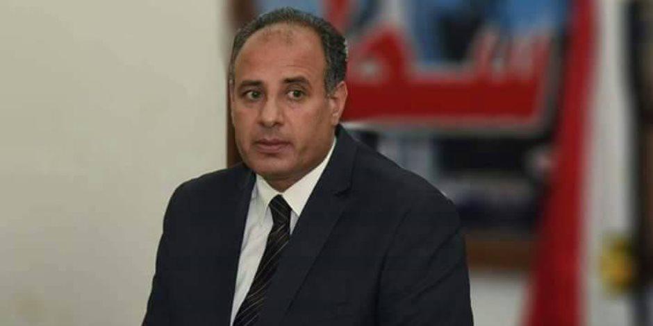 تكليف وكيل شباب الإسكندرية برفع كفاءة مركز شباب الشلالات