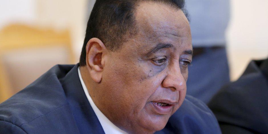 وزير خارجية السودان يدعو لفتح صفحة جديدة مع مصر