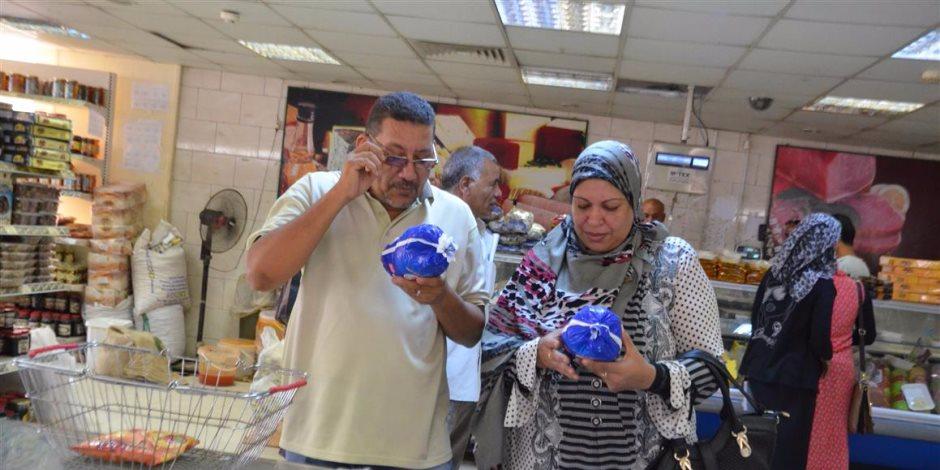 تحرير 33 محضرا في حملة تموينية في مركز منفلوط بأسيوط