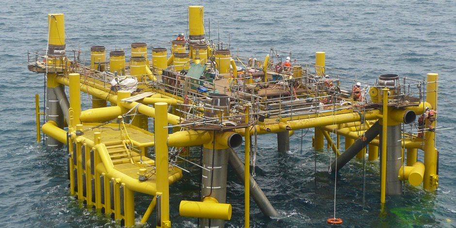 بالأرقام.. كيف ساهم حسم ملف ترسيم الحدود البحرية في الاكتفاء الذاتي من الغاز؟