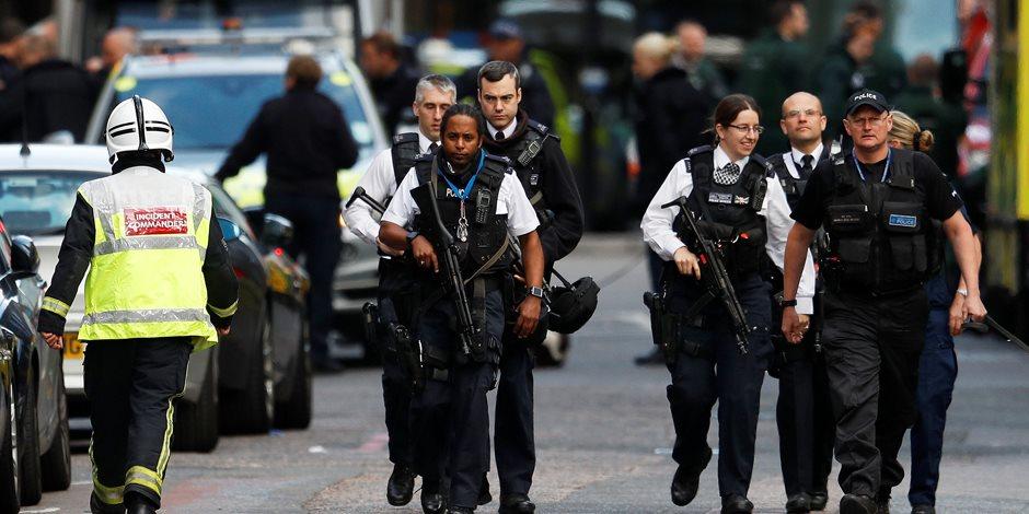 الشرطة البريطانية تحذر المواطنين: هجمات محتملة ضد احتفالات عيد الميلاد