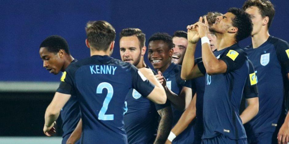 منتخب إنجلترا يتخطى المكسيك ويتأهل لنصف نهائي مونديال الشباب