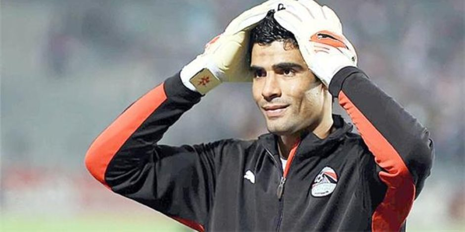 حرس الحدود يفاوض محمد صبحى حارس لحماية عرين الفريق بالموسم المقبل