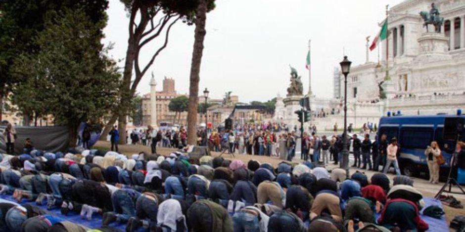 «روما تدخل على خط المواجهة مع قطر» رئيس الوزراء الإيطالي يطالب بإغلاق المساجد الممولة من الدويلة