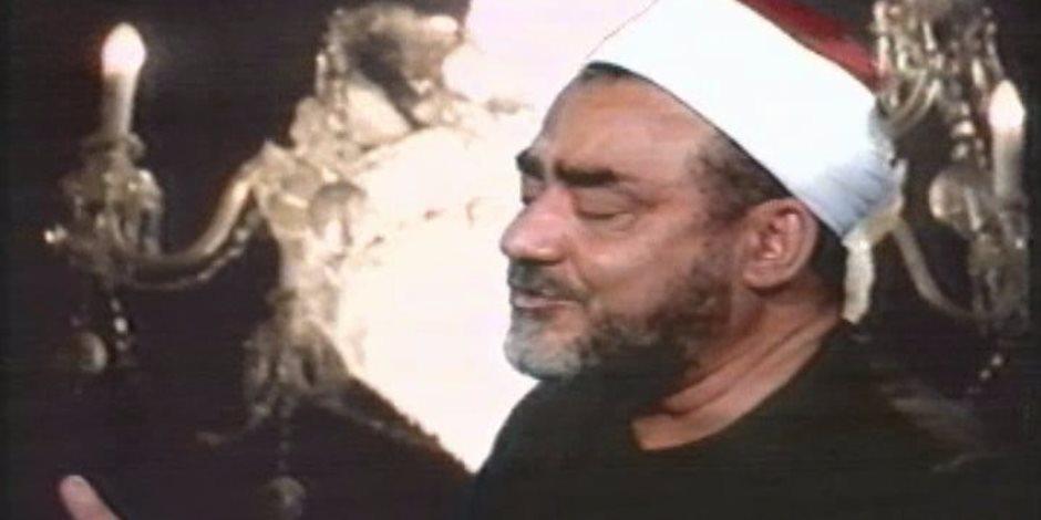 كروان السماء ينهي حياته في شقة بالإيجار.. سر علاقة النقشبندى بمقام السيد البدوي