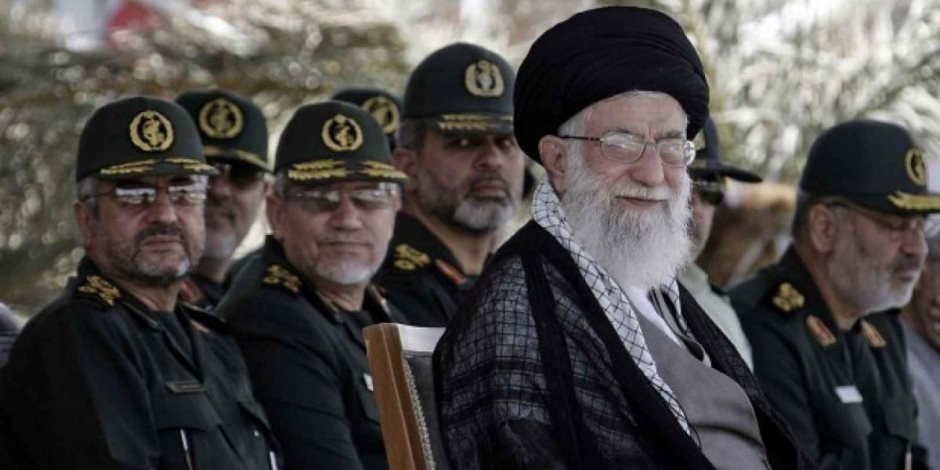 الحرس الثوري الإيراني: الولايات المتحدة وإسرائيل وراء إشعال الفتنة