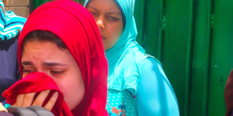 تعليم المنوفية تحرر محضرا لطالبة رفضت الإجابة على الامتحان