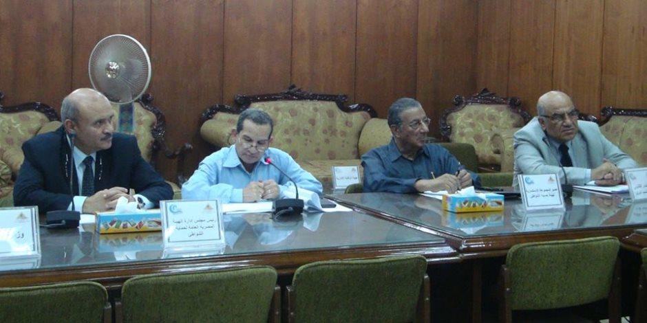 اللجنة العليا للتراخيص تناقش منح تراخيص منشآت على ساحلي البحر الأحمر والمتوسط
