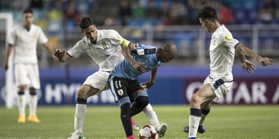 إيطاليا تحسم المركز الثالث بمونديال الشباب بركلات الترجيح على حساب أوروجواي