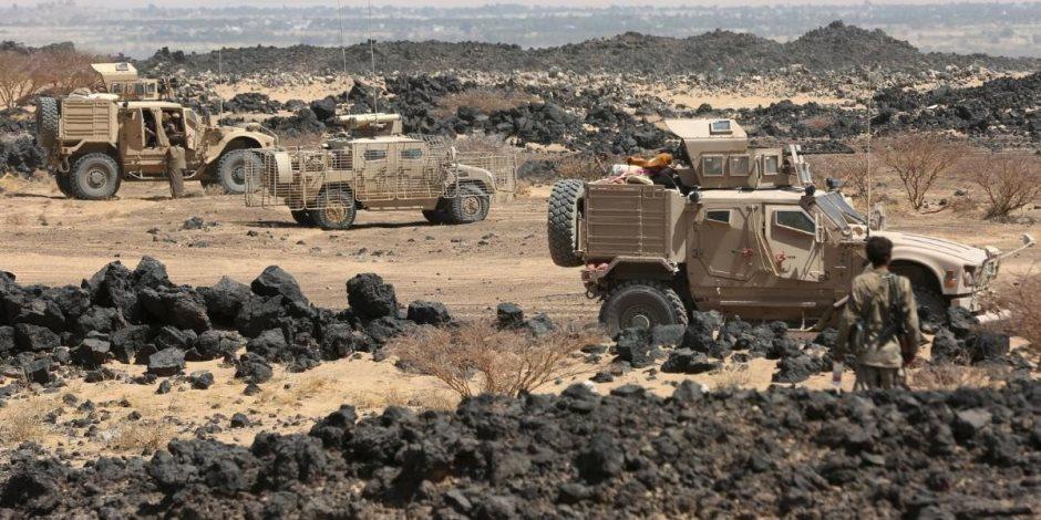 قائد جبهة الساحل الغربى باليمن يعلن السيطرة على مطار الحديدة