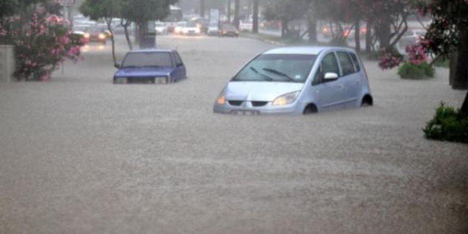 ارتفاع حصيلة قتلى فيضانات اليونان إلى 14 قتيلا