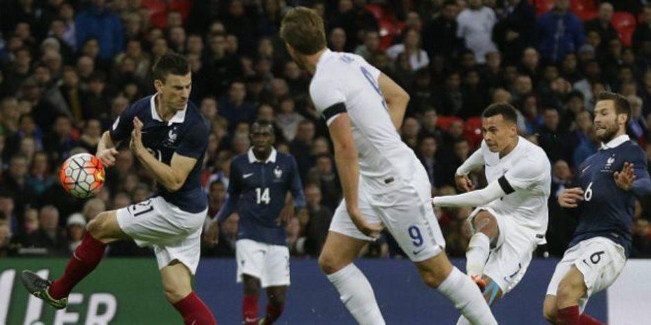 اليوم.. فرنسا تواجه إنجلترا في مواجهة نارية ودياً