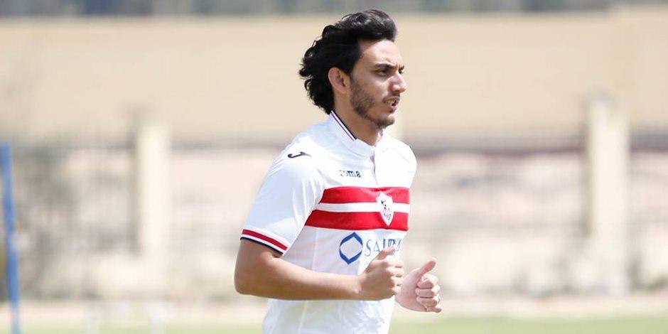الزمالك يغلق ملف رحيل محمد مجدي