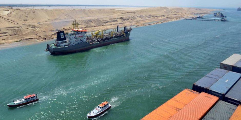 اقتصادية قناة السويس: ميناء الأدبية يحقق 85% نمو في أغسطس الماضي