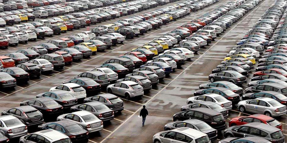 تعويم الدولار يؤثر على مبيعات جميع شرائح سيارات الركوب في أبريل