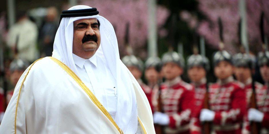في موقف مذل.. أمير قطر السابق حمد بن خليفة مهمش في روسيا (فيديو)