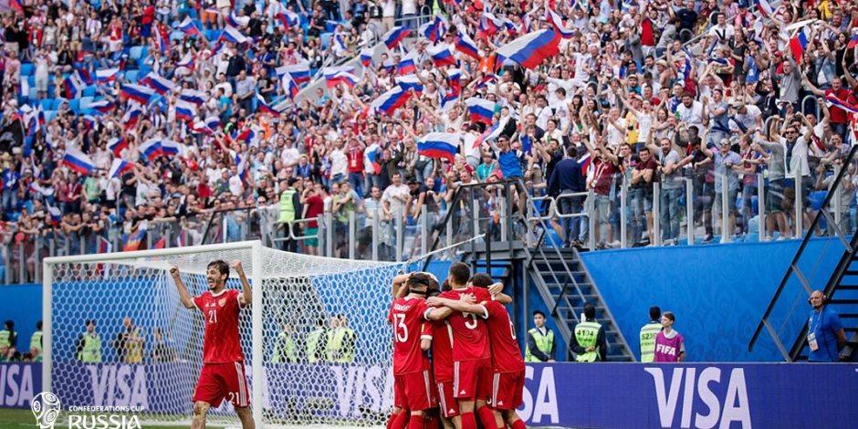 5 أسباب تقود المنتخب الروسي لتحقيق لقب حصان المونديال الأسود