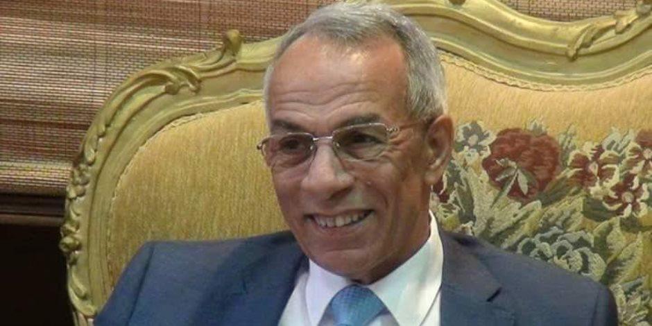 «حرحور» يبحث استعدادات شمال سيناء للسيول والأمطار