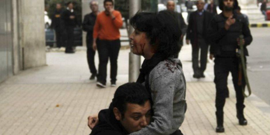 القصة الكاملة في قضية استشهاد حاملة الورد «شيماء الصباغ »