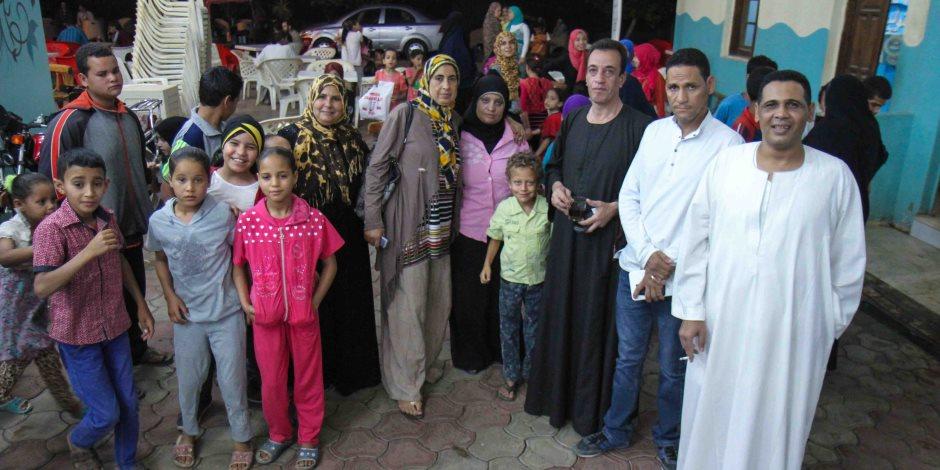 جمعية «من أجل مصر» تقيم مائدة إفطار لليتامى بمدينة العياط