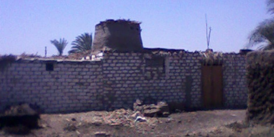 قرية المسعودي بأسيوط تعيش تحت خط الفقر ولا يعرفها المسئولين