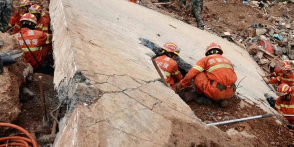 مصرع  شخصين وإصابة 55 فى انفجار بمدينة هانغتشو الصينية