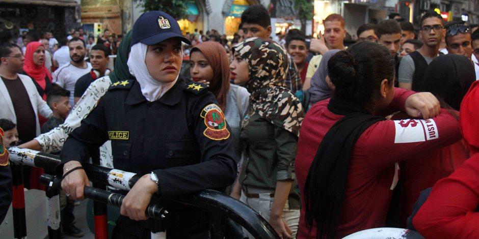 """""""عيد بدون تحرش""""... لهذه الأسباب غابت وقائع التعرض الجماعي للفتيات (صور)"""