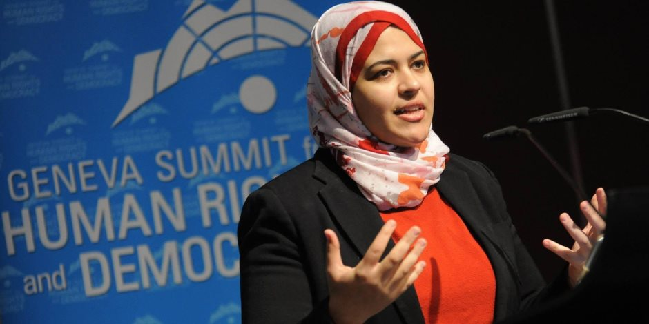 الحقوقية داليا زيادة تكشف إرهاب الإخوان في اعتصام رابعة: تركيا وقطر مولت «رايتس ووتش» للهجوم على مصر (حوار 1)