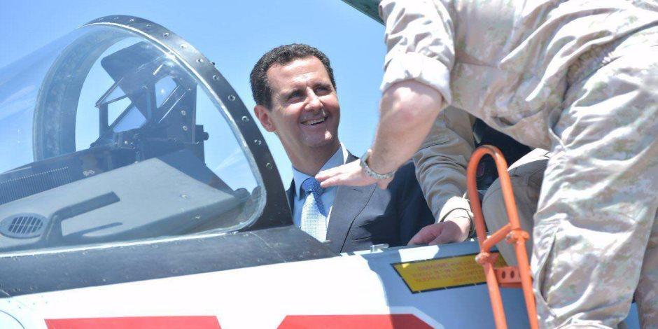 سر هتاف «اخرجوا من سوريا» في مظاهرات إيران.. هل يفقد الأسد أقوى حلفائه؟