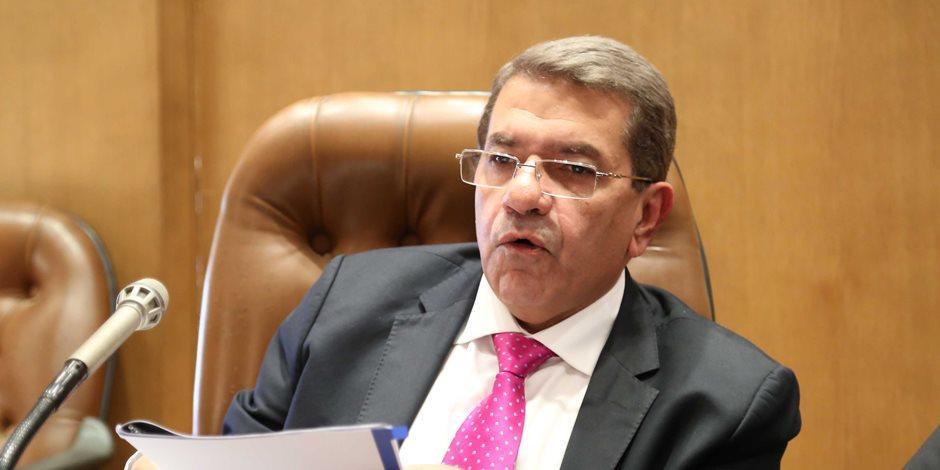 وزير المالية: إقرار صرف الشريحة الثالثة من قرض صندوق النقد نهاية ديسمبر