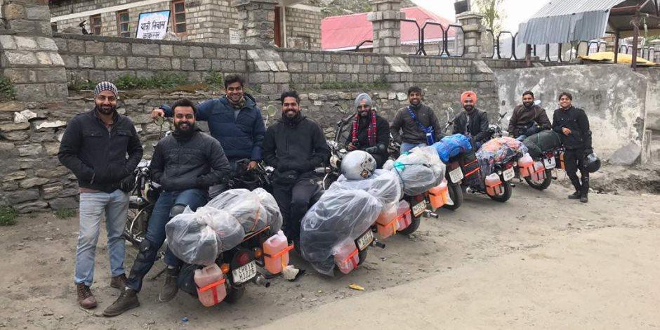 شباب يشجعوا السياحة الداخلية لبلدهم الهند برحلات الدراجات النارية.. اتعلم من تجربتهم