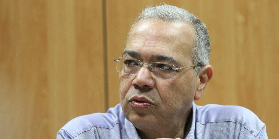 """عصام خليل يختار """"باشات"""" لرئاسة الشئون الإفريقية بالمصريين الأحرار"""