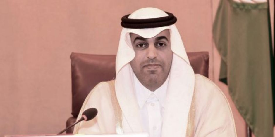 رئيس البرلمان العربي يهنئ السيسى والشعب المصري بذكرى ثورة 30 يونيو
