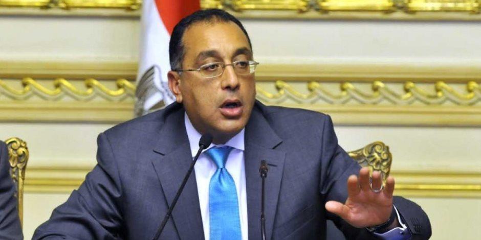وزير الإسكان يشارك نقل تمثال الملك رمسيس للمتحف المصري الكبير