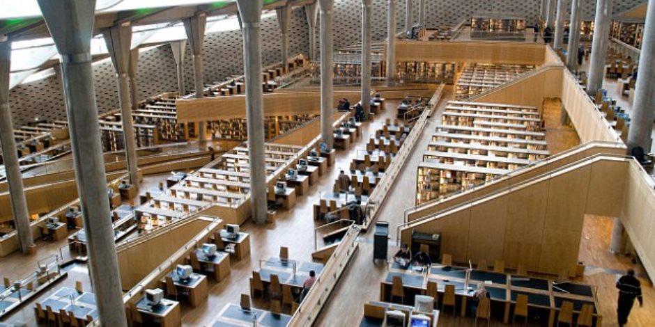 غدا.. مكتبة الإسكندرية تحتفل بالذكرى المئوية لميلاد الشيخ زايد بن سلطان