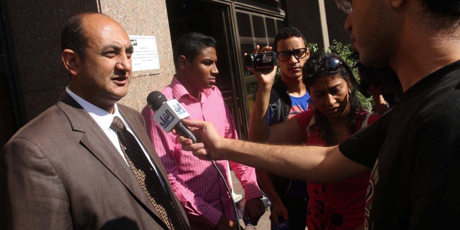 """تأييد حكم حبس خالد علي 3 أشهر في واقعة """"الفعل الفاضح بالطريق العام"""""""