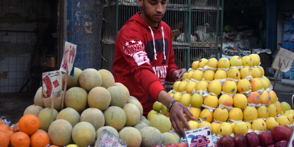 أسعار الفاكهة اليوم الاثنين 25 سبتمبر في الأسواق المصرية