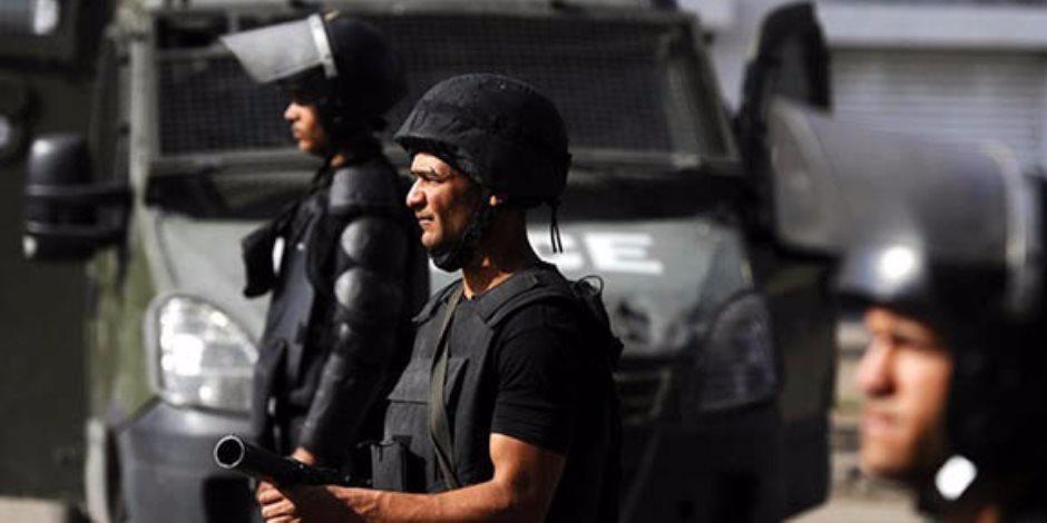 تنفيذ 82 حكما قضائيا وفحص 18 مسجل خطر ومشتبه به خلال حملة أمنية بمطروح