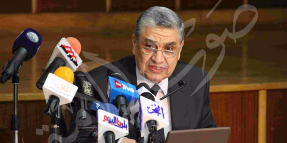 وزير الكهرباء: توقيع خط الربط مع السعودية خلال شهرين باستثمارات 1.6 مليار دولار