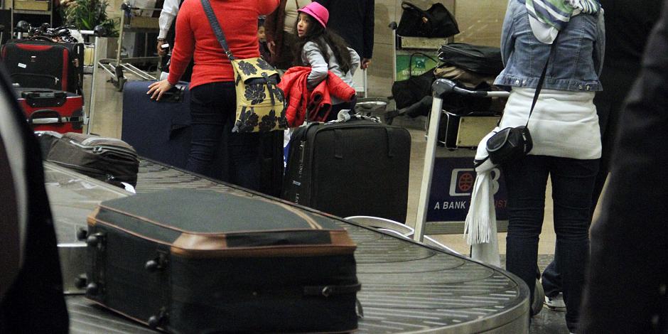 مطار القاهرة يستقبل طائرات المصريين العاملين في قطر