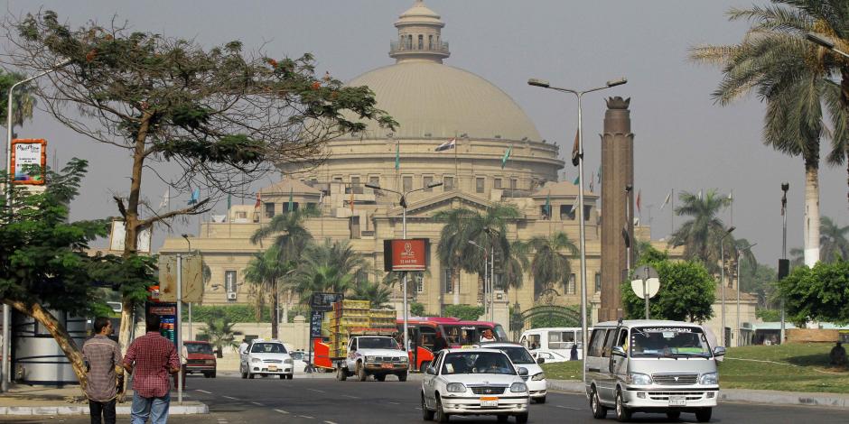 محمد نوفل عميدا للبحوث والدراسات الإفريقية بجامعة القاهرة